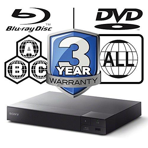 51N7uTVdbWL. SS500  - SONY BDP-S6700 2K/4K Lecteur Multi Zone Region Code Free Blu Ray 2D/3D - WI-FI - DVD - SACD- CD Player