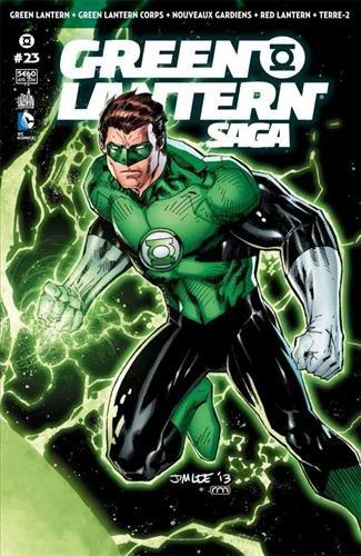 Green Lantern Saga, N° 23 :