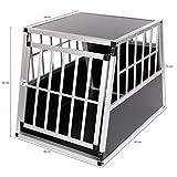 Alu Transportbox Hundebox