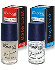 Bonjour Paris Coat Me Nail Polish Absolute Nail Lock - Top Coat / Base Coat
