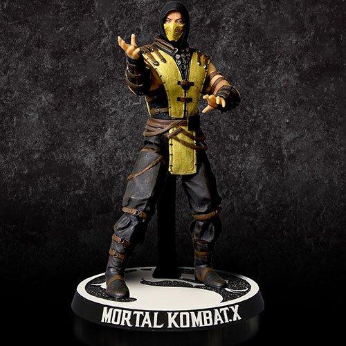 Mortal Kombat X Figura Scorpion 10 cm