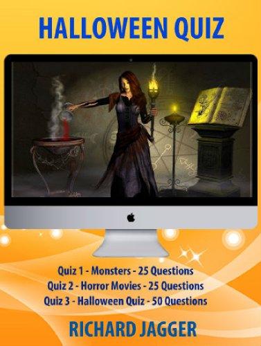 Halloween Quiz (English Edition) (Trivia Halloween-quiz Und)