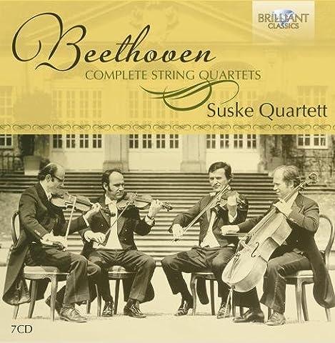 Beethoven : Quatuor à cordes (Intégrale)