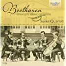 Beethoven : Quatuor � cordes (Int�grale)