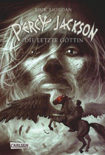 Percy Jackson - Die letzte Göttin (Percy Jackson 5) (Schwarze Griechische Göttin)