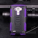 Cocomii Robot Armor LG G4 Stylus/G Stylo/G4 Note Case NEW