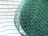 PERAGASHOP Offerta Rete ANTIGRANDINE Doppio Filo 4X10 MT Rete Recinzione Protezione Piante Giardino