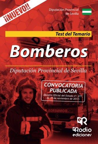 Bomberos de la Diputacion Provincial de Sevilla. Test del Temario.