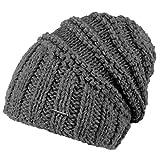 Barts Damen Baskenmütze Tamara, Grau (Dark Heather), One Size (Herstellergröße: Unica)