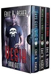 The Vesik Series: Books 1-3 (Vesik Series Boxset Book 1)