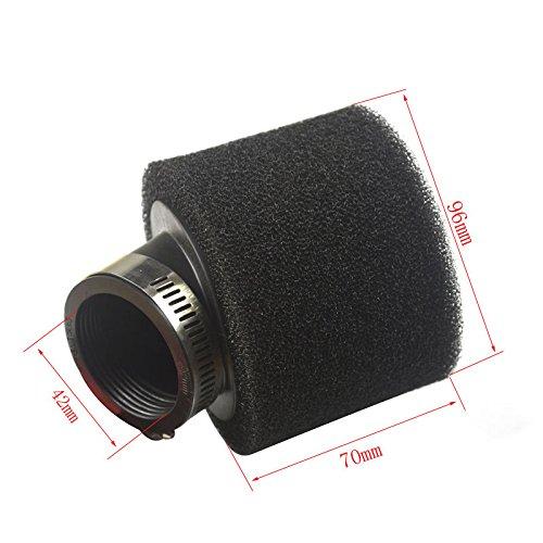 42-mm-doble-capa-de-espuma-filtro-de-aire-limpiador-doble-cuello-scooter-go-kart-atv-quad-negro