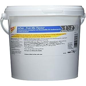 Sportdrink Pulver von Dextro Energy   3000g Hypotonisches Getränke Pulver Red Orange   Iso Fast Pulver   Isotonische Getränke Alternative