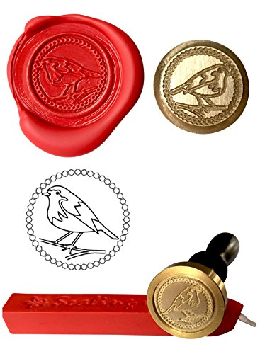 wax-stamp-red-robin-bird-coin-seal-and-red-wax-stick-xwsc189-kit-s30