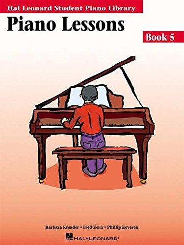 Hal Leonard Student Piano Library: Piano Lessons Book 5