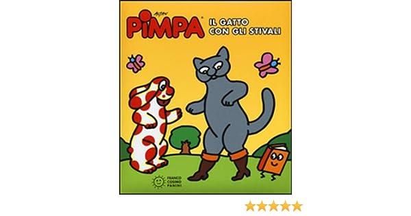 Amazon.it: Pimpa. Il gatto con gli stivali. Ediz. illustrata