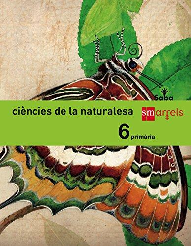 Ciències de la naturalesa. 6 Primària. Saba - 9788467579079
