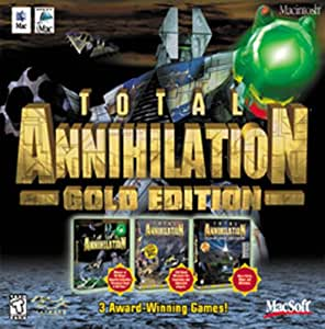 Total Annihilation - Gold Edition (Mac)