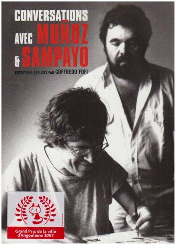 Conversations avec Muñoz et Sampayo par Goffredo Fofi, José-Antonio Muñoz, Carlos Sampayo
