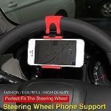 soxid (TM) coche volante Funda para teléfono Clip para Hyundai i20i30I35ix20ix35Solaris Verna