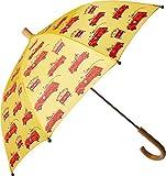 Hatley Kinder-Regenschirm mit Feuerwehrkarren - mehrfarbig - Einheitsgröße