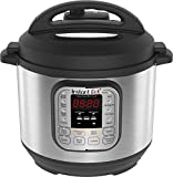 Instant Pot IP-DUO60, Autocuiseur programmable 7 en 1, 6 l/1000 W 220 V, technologie...