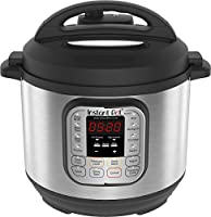 Instant Pot Duo 7-in-1 Electric Pressure Cooker, 6 Litre