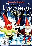Die Gnomes feiern Weihnachten