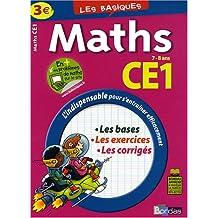 Français-Maths CE1 : Pack 2 volumes
