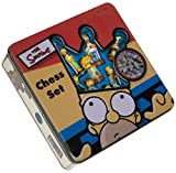 Simpsons Chess Set in a Tin