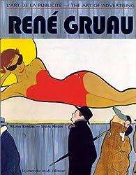 René Gruau. Bilingue français-anglais