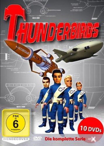 Bild von Thunderbirds - Die komplette Serie [10 DVDs]