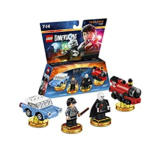 Figurine 'Lego Dimensions' - Harry Potter - Pack Equipe (B01FYJXHQU) | Amazon Products