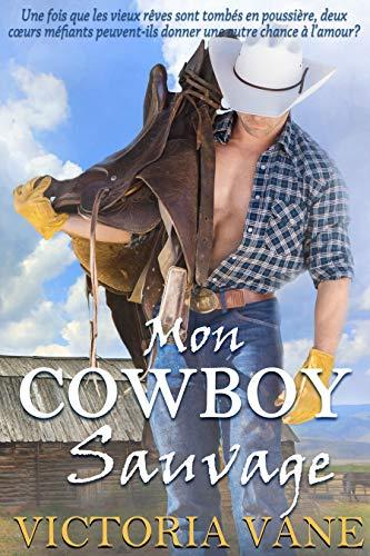 Couverture du livre Mon Cowboy Sauvage: Rough Rider (HOT COWBOY NIGHTS t. 2)