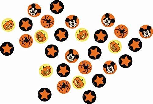 Procos S.A. Mickey Maus Halloween Konfetti