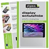 dipos I 2X Schutzfolie matt passend für Medion Lifetab P10325 Folie Displayschutzfolie