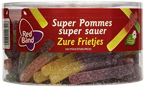 Preisvergleich Produktbild Red Band Pommes super sauer,  6er Pack (6 x 1, 2 Kg)