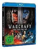 Warcraft: The Beginning [Blu-ray]