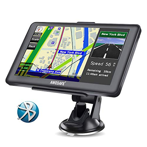 GPS auto 7 pouces