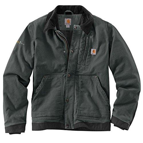 Carhartt .101693.029.s005 Sandstone Full Swing Jacket, Medium, Shadow