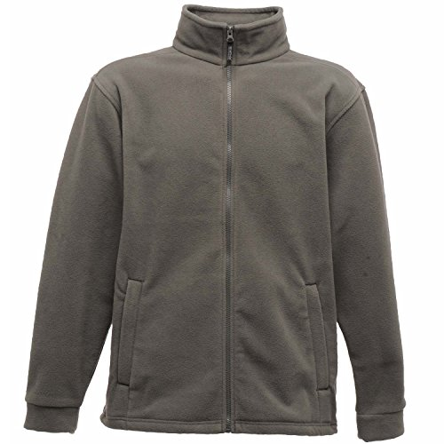 Regatta Browning Herren Fleecejacke Seal Grey (Solid)