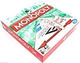 Original Monopoly Board Game Classic Traditional Monopoly Game Board New and Sealed