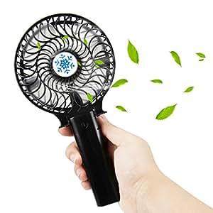 Mini ventilatore usb samione ventilatore da tavolo silenzioso portatile ventilatore da - Ventilatore da tavolo usb ...