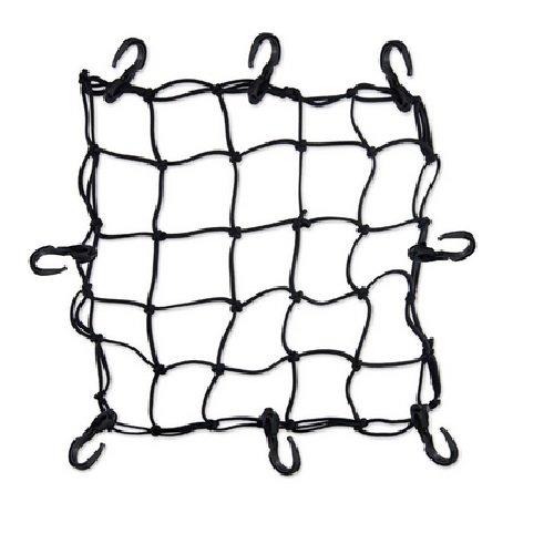 "mototech flexi hook bungee net - 15""x12"" MOTOTECH Flexi Hook Bungee Net – 15″x12″ 51N8G 2BdF28L"