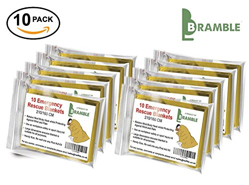 bramble-emergency-blankets-multi-purpose-survival-heat-foil-protection-rescue-blankets-10-pack