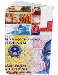 Porte-cartes Billets du Monde, pour Cartes de Visite et Cartes Bancaires