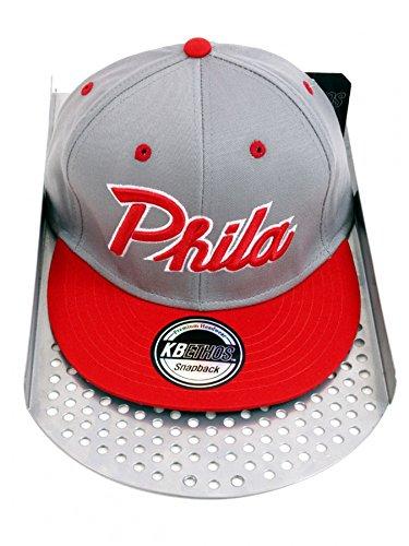 Hip Hop Caps - Casquette de Baseball - Homme - Gris - Gris - Taille unique