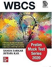 WBCS Prelim Mock Test Series 2020