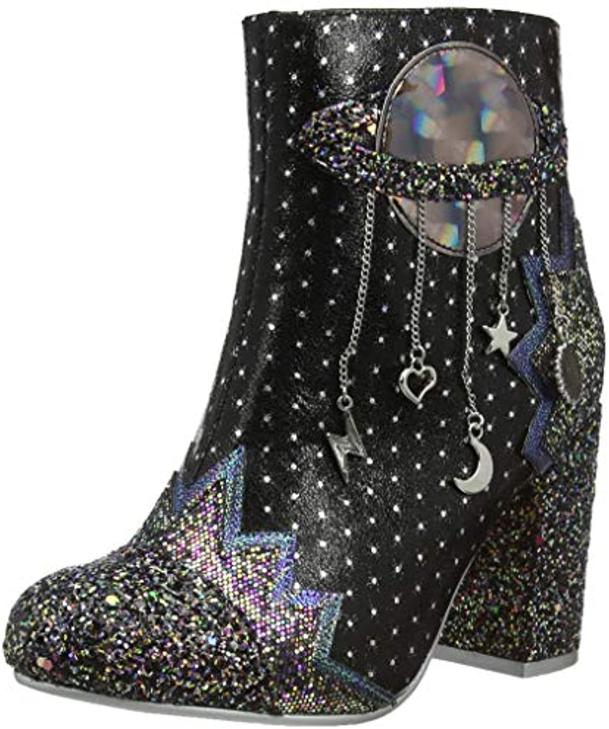 innovative design 34da4 316bc Homme   femme femme femme Irregular Choice Intergalactic, Bottines  FemmeB079SPFPXZParent Excellente valeur acheter Grand nom