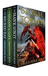 A Storm in Tormay: The Complete Tormay Trilogy (English Edition)