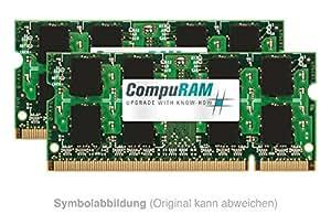 8Go de mémoire rAM pour hP upgrade &») (-compaq eliteBook 6930p ordinateur portable» 200 broches sO-dIMM dDR2» 2–6400–dDR2 pC 800